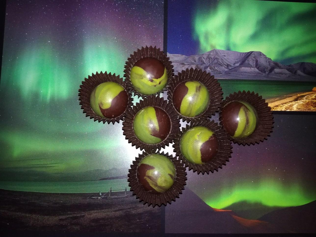 Az északifény-csoki és az északi fény