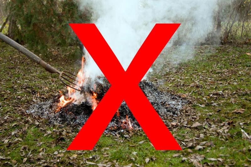 LAKOSSÁGI ÉRTESÍTŐ  az avarégetés szabályairól