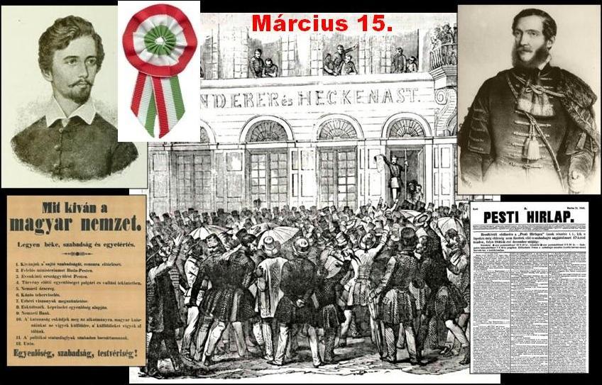 MÁRCIUS 15.