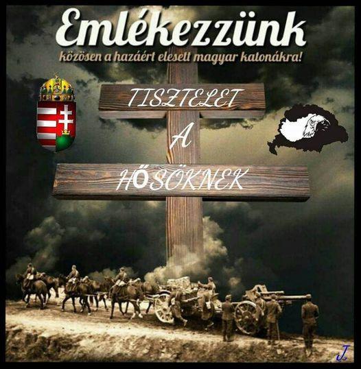 EMLÉKEZZÜNK A HŐSÖKRE!!